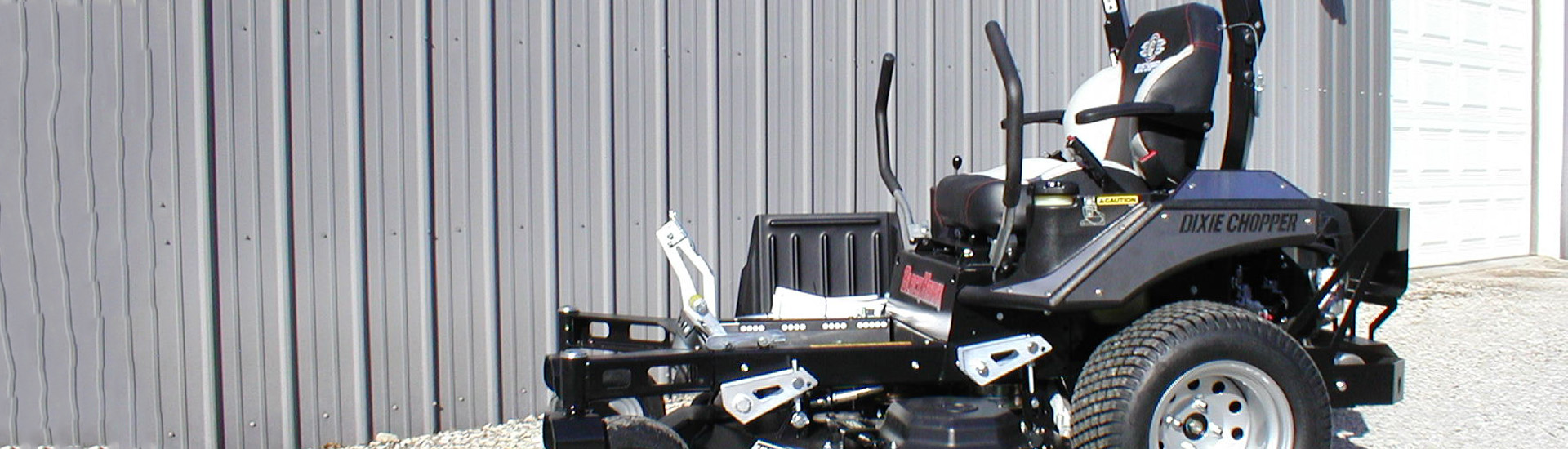 Dixie Chopper Blackhawk Mower