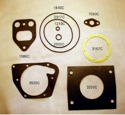Gaskets and O rings